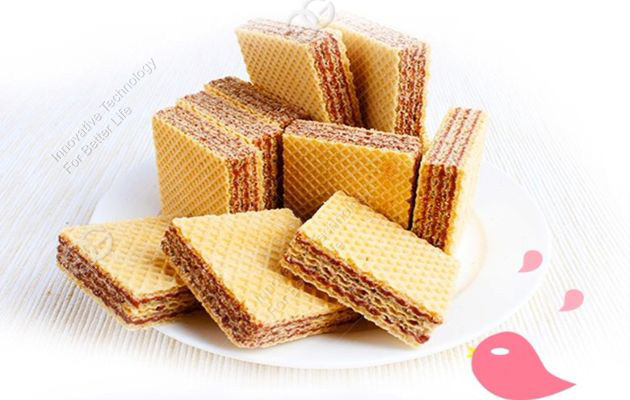 Why So Many People Like to Eat Wafer Biscuit?