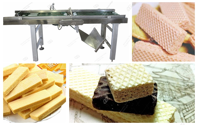 What is Wafer Biscuit Screening Machine