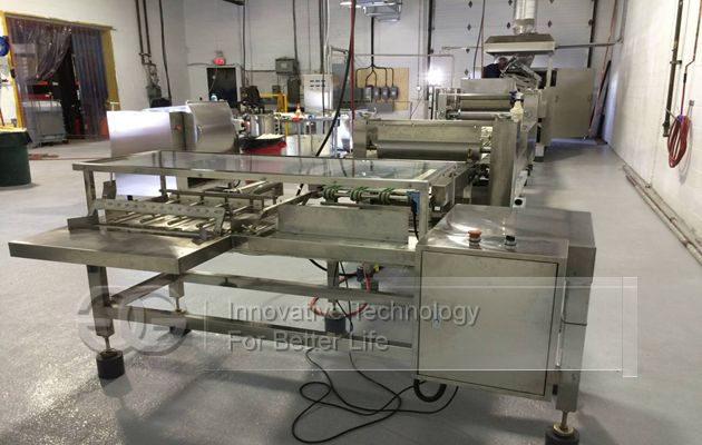 51 Moulds Wafer Biscuit Production line in China