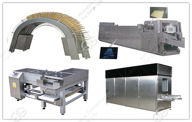 Features of Wafer Biscuit Production Line