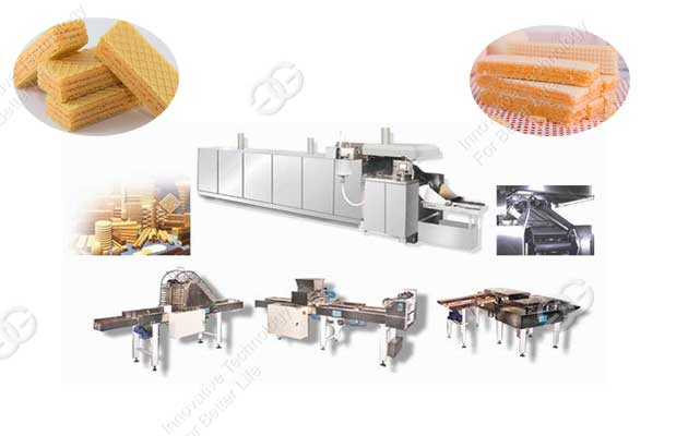 Wafer Biscuit Making Machine Price in India