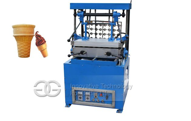 Which Machine is Suitable for Making Ice Cream Wafer Cone?