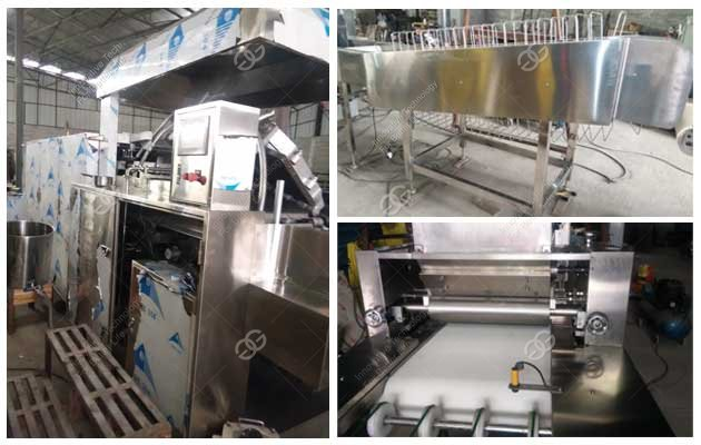 Wafer Biscuit Processing Line Manufacturers