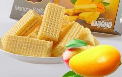 Automatic Wafer Biscuit Production Process