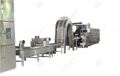 Automatic Wafer Biscuit Line Working Video