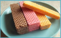 The Wafer Biscuit Production Line Working Process