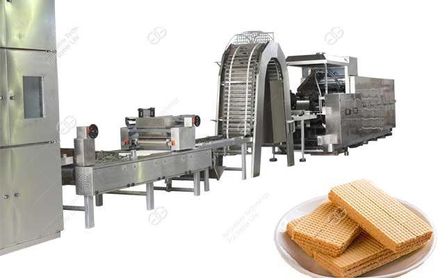 automatic wafer production line canada